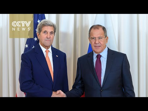 Kerry & Lavrov meet in Geneva: Syrian peace process yet to be finalized