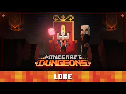 Minecraft Dungeons Diaries: Lore