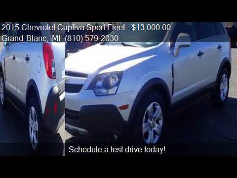 2015 Chevrolet Captiva Sport Fleet LS 4dr SUV w/2LS for sale