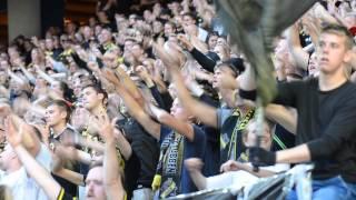 """AIK Stockholm"" (AIK-Kalmar FF 2-1)"
