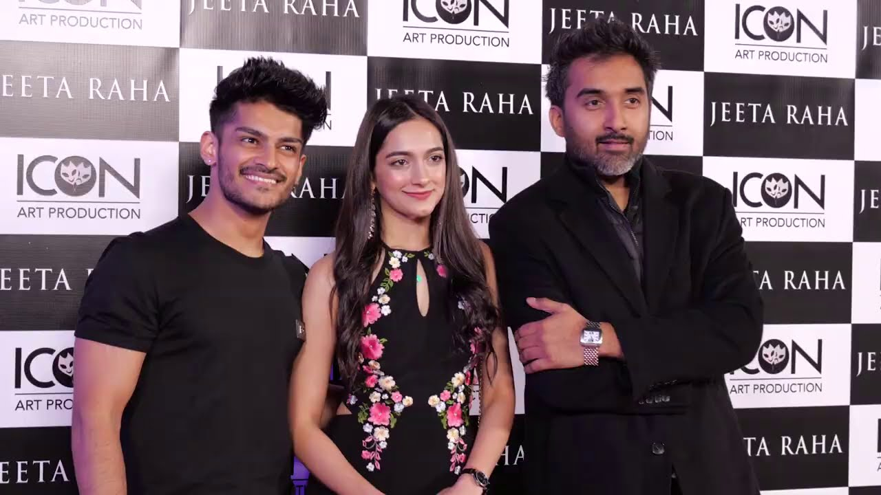 Jeeta Raha Music Video   Dubai Press Conference    Zak Zorro   Sajjad Delafrooz   Fathers Day Song