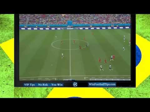 Football WC 2014  Switzerland 2 5 France Group E Goals Highlights