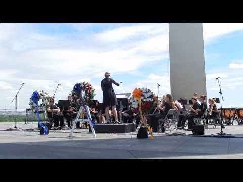 Cedaredge High School Band & Choir Performs in Our Nation's Capitol - 2