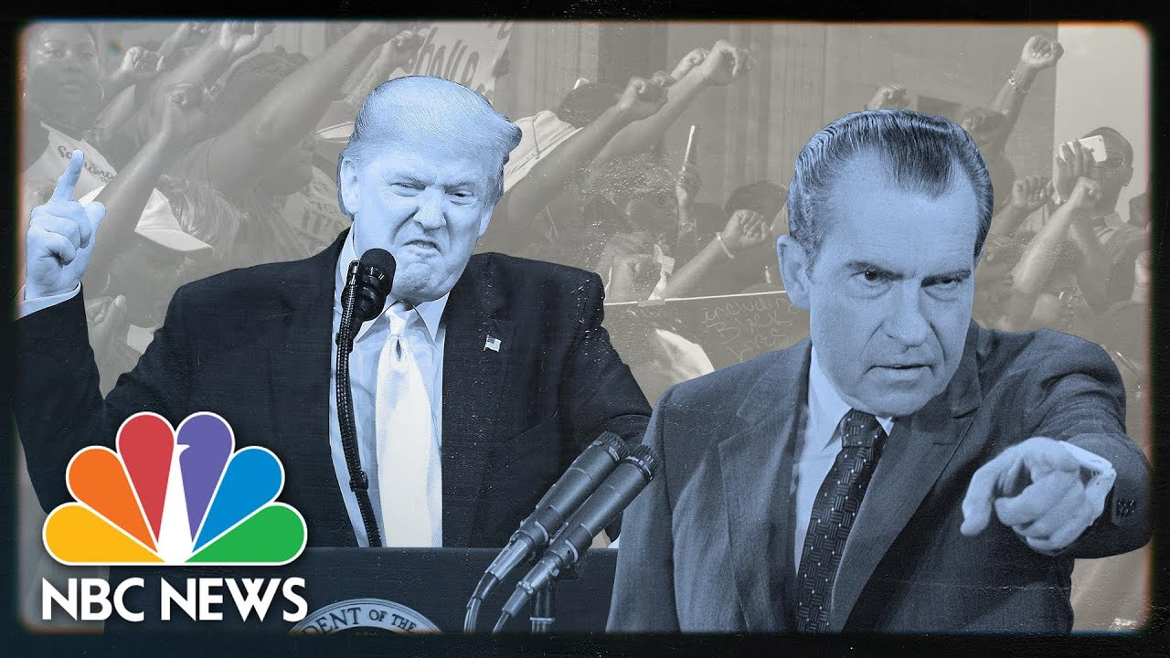 How 'Law And Order' Became Political Code For Discrimination   NBC News