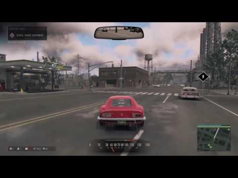 A lil spin Mafia 3