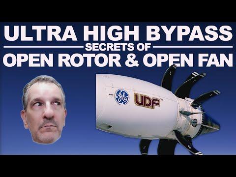 Ultra High Bypass Jet Engine Propfan Technology | Aviation Videos | AeroSpaceNews.com