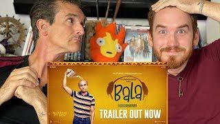 BALA Trailer REACTION!!   Ayushmann Khurrana