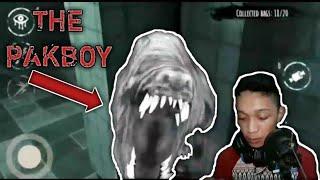 EYES the horror game | PAKBOY