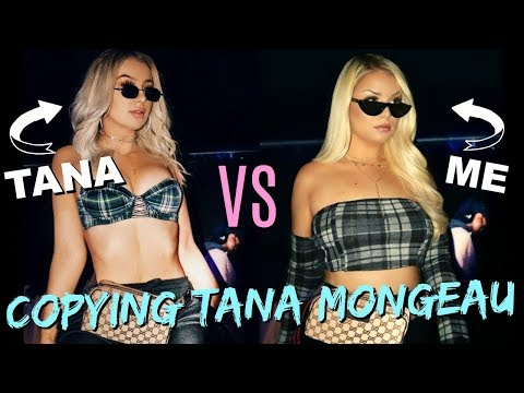 I COPIED TANA MONGEAU'S INSTAGRAM PICTURES FOR A WEEK!  elisa-beth