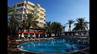 Elegance Hotels International Marmaris 5 Мармарис Турция обзор отеля все включено территория