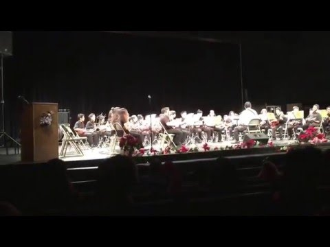 Hawaiian Sup'pa Man performed by Kaimuki Middle School Ukulele band.