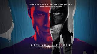 Batman VS Superman Soundtrack - Beautiful Lie