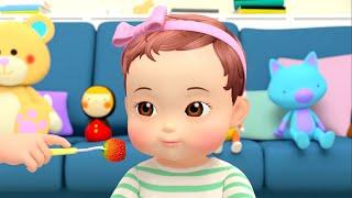Консуни  - Сборник про Семью Консуни 👨👩👧👧 - все серии сразу  - мультфильм для девочек