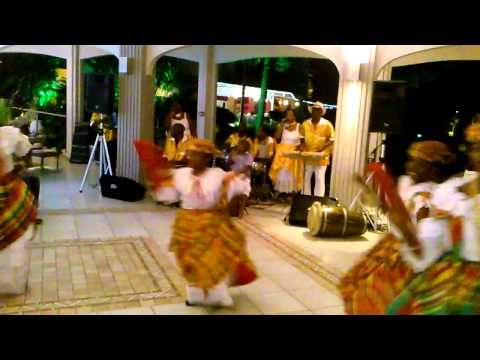 Martinique Folk Dancers