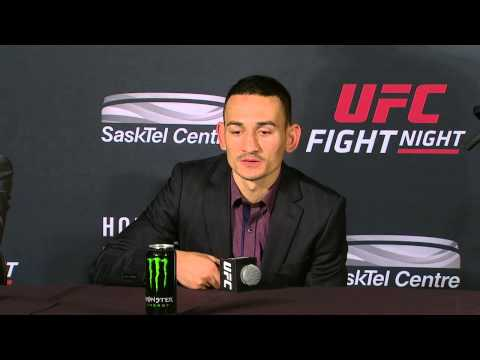 UFC Fight Night Saskatoon: Post-fight Press Conference