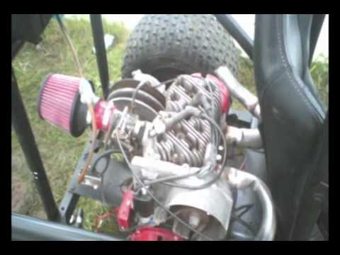 Honda 500 Atv >> 198? honda odyssey fl250 with 500 cc arctic cat engine ...