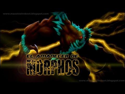 Max Steel Pelicula 2 El Amanecer de Morphos Audio Latino (Max Steel En Español)