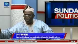 Falana Faults Nigeria's Political Structure Pt 2