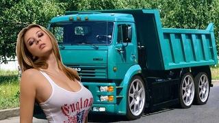 видео КамАЗ 65117 - один из самых популярный моделей