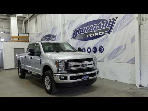 2018 Ford F-250 SuperDuty XLT W/ 6.2L Diesel, 6 Passenger Overview | Boundary Ford