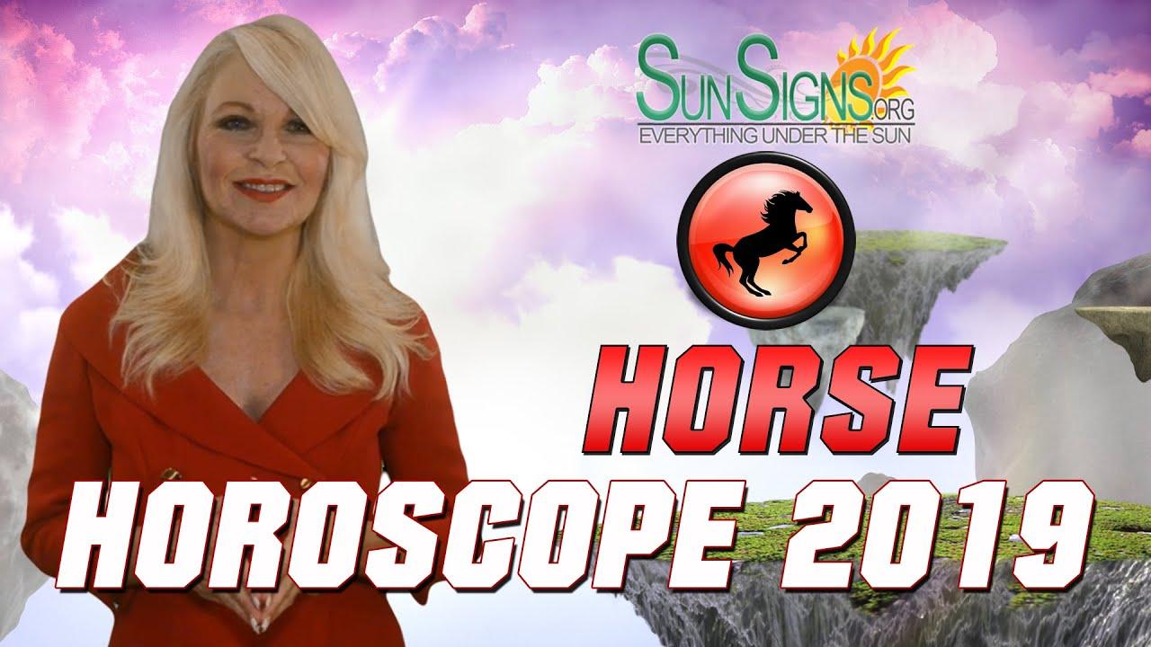 Horse Horoscope 2019 Predictions