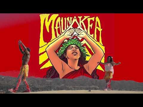 Zulu Dance Foundation Standing With Mauna Kea