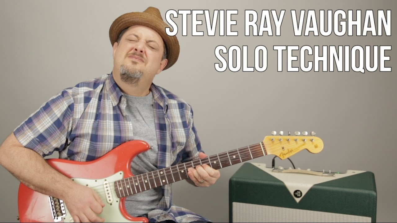 stevie ray vaughan style lick blues guitar soloing techniques youtube. Black Bedroom Furniture Sets. Home Design Ideas