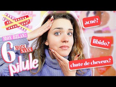 ARRÊT DE LA PILULE : MON BILAN 6 MOIS APRÈS (acné, cheveux, libido, contraception)