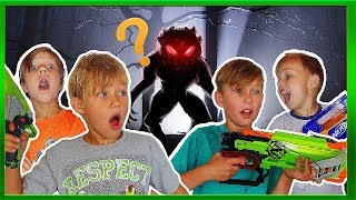 The Mystery Backyard Creature! | Kids Skits