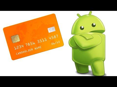 Как добавить карту в Google Play / Как платить картой в Play Market на Андроид в 2019 году