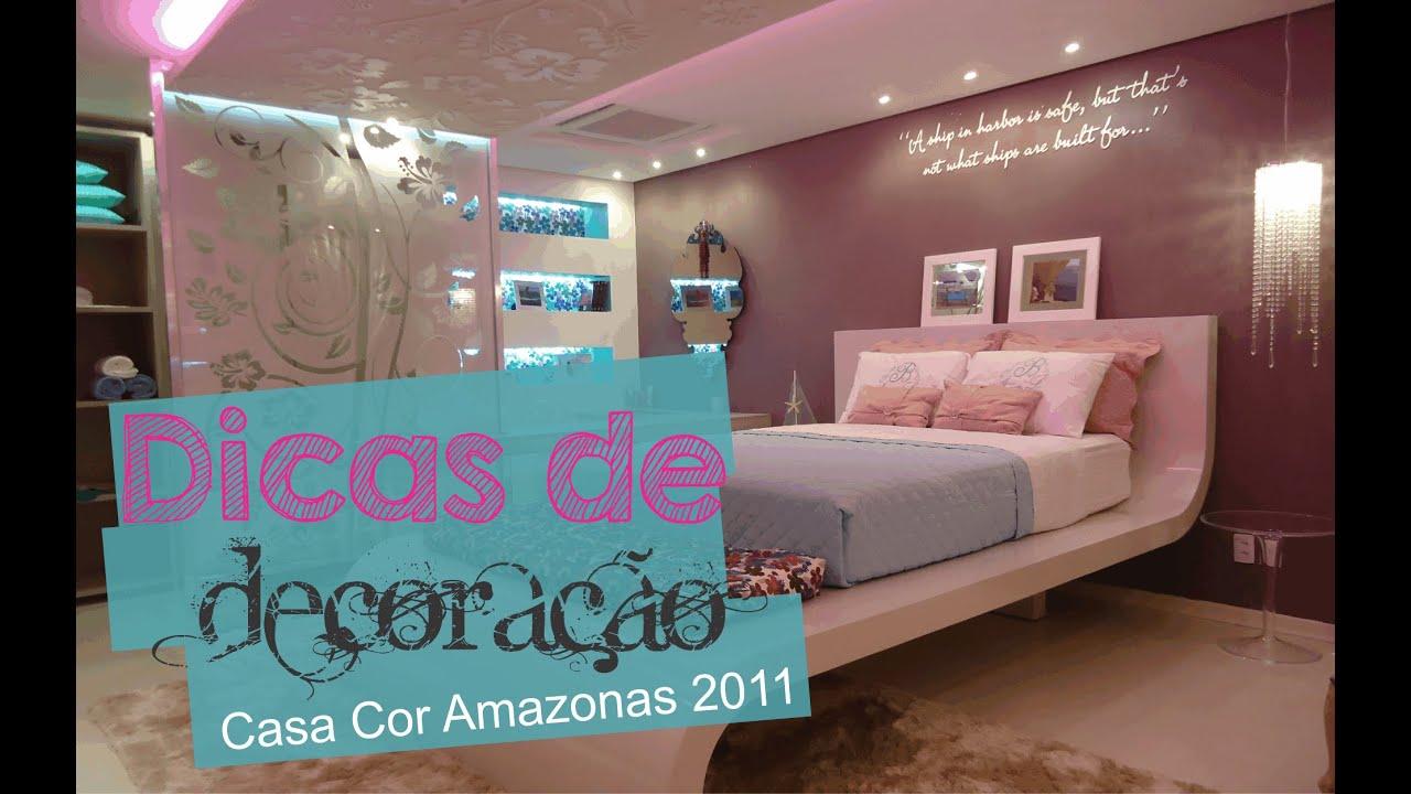 Cores Para Quarto ~ Quarto Adolescente Casa Cor Amazonas 2011 YouTube
