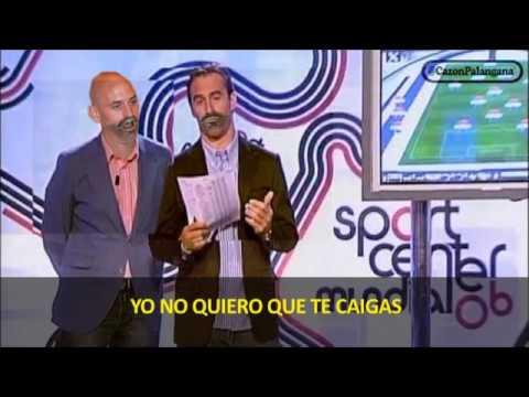 Pablo López - El Patio (RFEF Mix)
