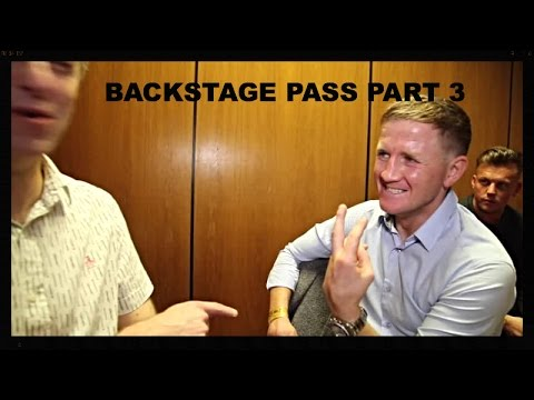 COLLISION COURSE * BACKSTAGE PASS SPECIAL PART 3 *  PEEP MAGAZINE / COMBAT SPORTS