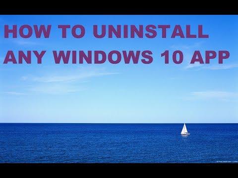 how-to-uninstall-any-windows-10-app
