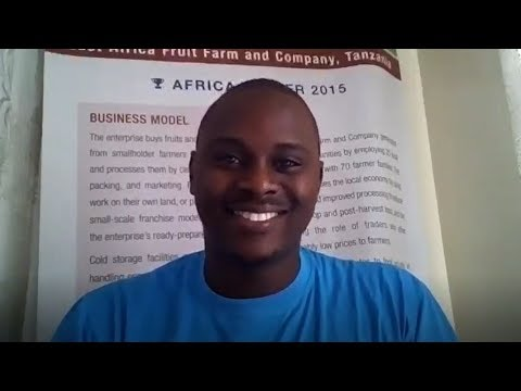 Interview with Elly Timothy (CEO, East Africa Fruits Farm)