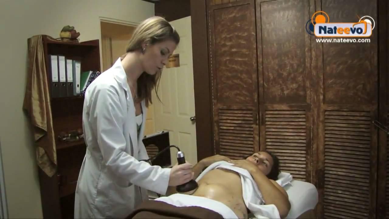 Hidroterapia para adelgazar inyectada