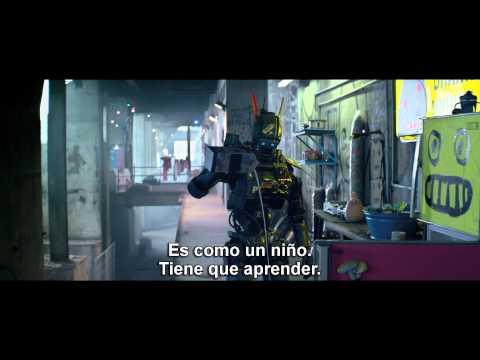 CHAPPIE | Nuevo trailer subtitulado (HD)