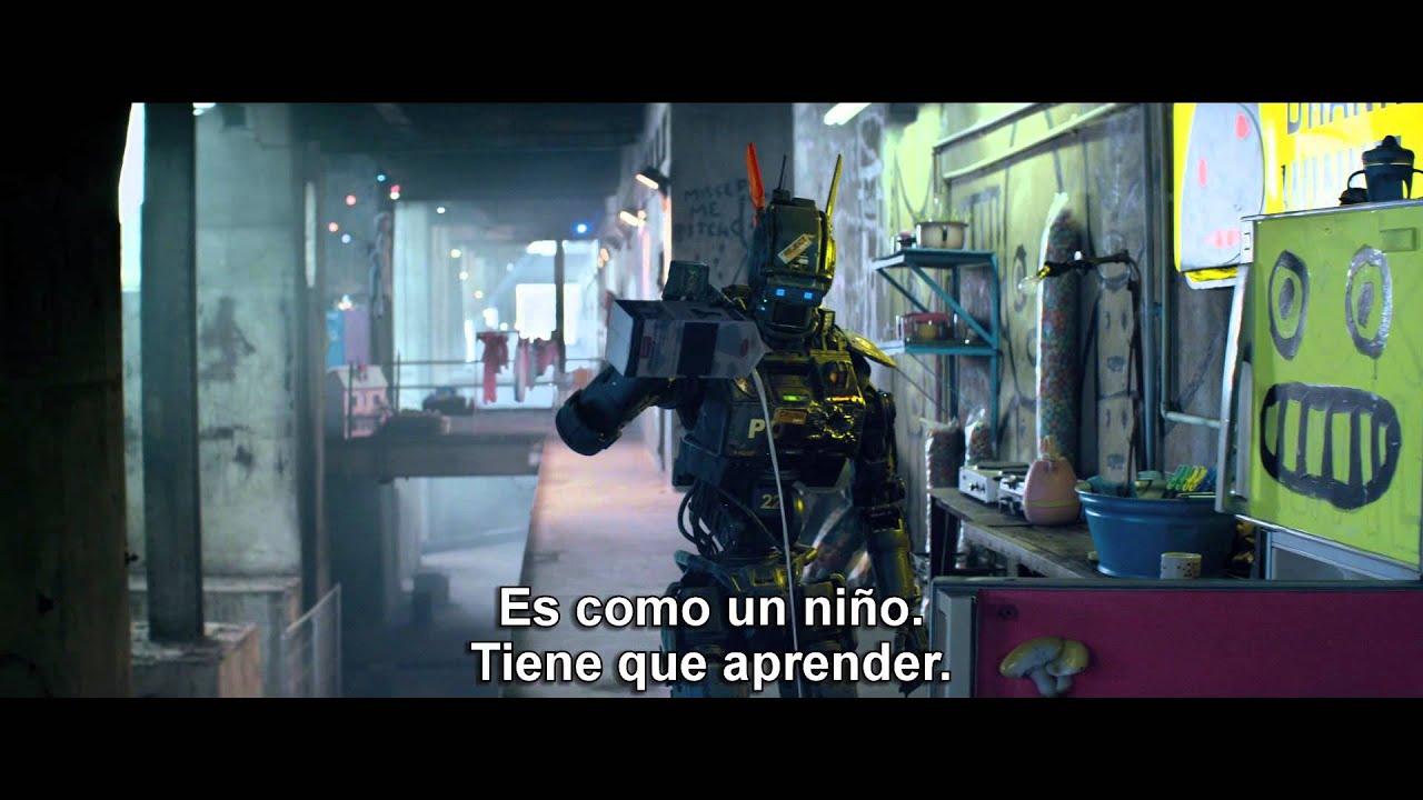 Download CHAPPIE   Nuevo trailer subtitulado (HD)