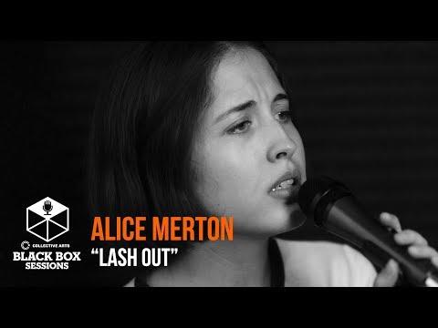 Alice Merton - Lash Out  Black Box Session