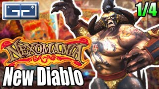 Nexomania New Diablo Gameplay! Let