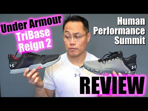 Under Armour Tribase Reign 2 Review