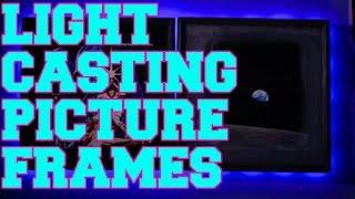 Light Up Picture Frame Build