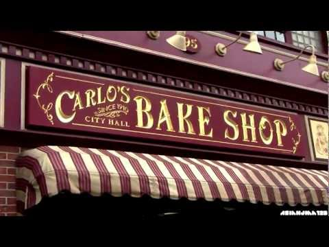 Carlo's Bakery Shop Tour - Home of the Cake Boss - New Jersey - HD