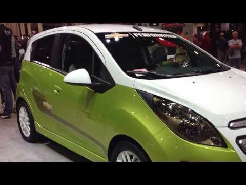 Auto Industry Trends from SEMA 2013