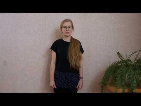 Изображение предпросмотра прочтения – АлисаВласова читает произведение «Реквием» М.И.Цветаевой