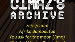 Afrika Bambaataa - You ask for the moon (Remix)