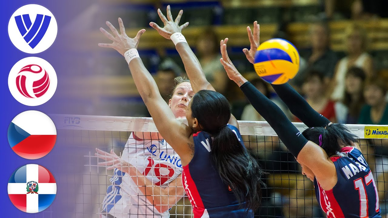 Czech Republic vs. Dominican Republic - Full Match | Women's Volleyball World Grand Prix 2016