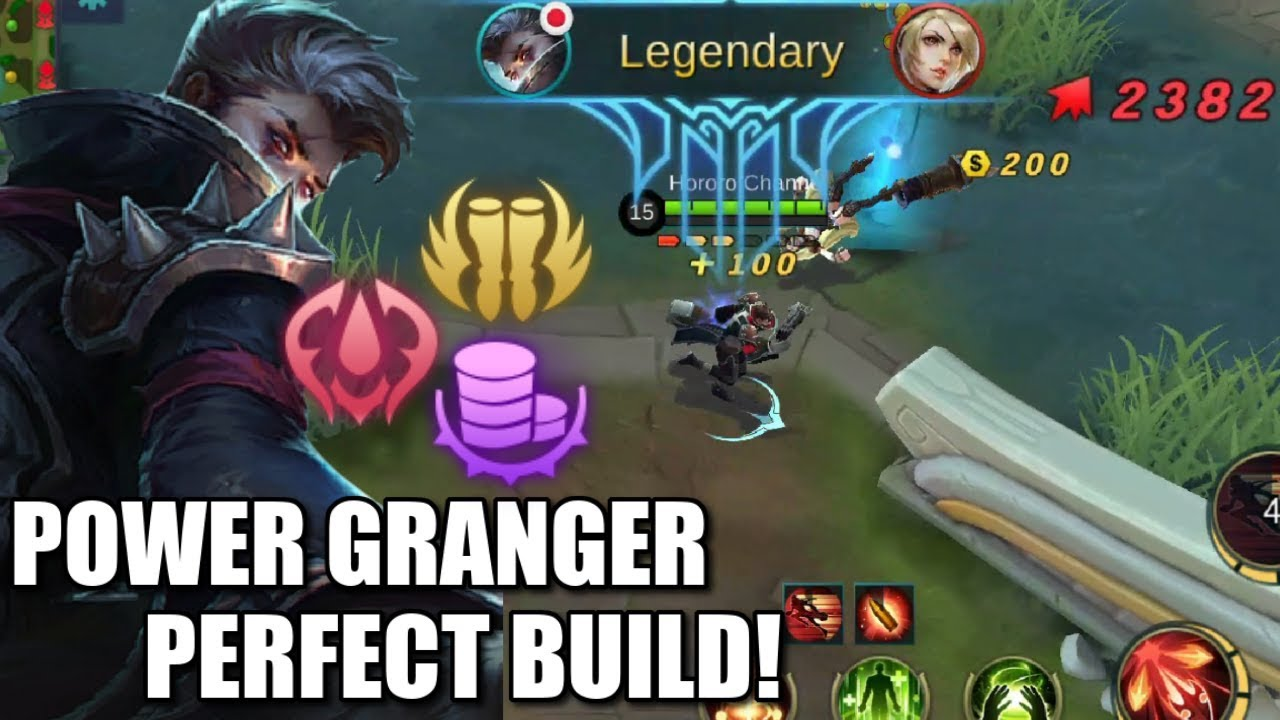 THE PERFECT BUILD FOR GRANGER IS HERE