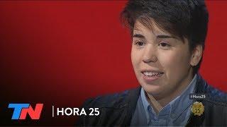 Cumbio: la primera influencer   HORA 25