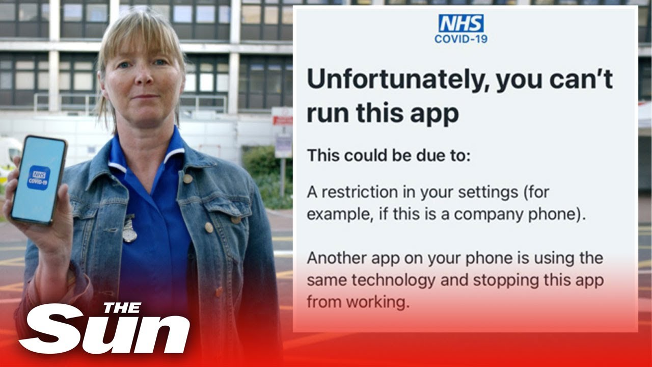 New NHS Covid Test and Trace app 'may wrongly tell third to self-isolate'